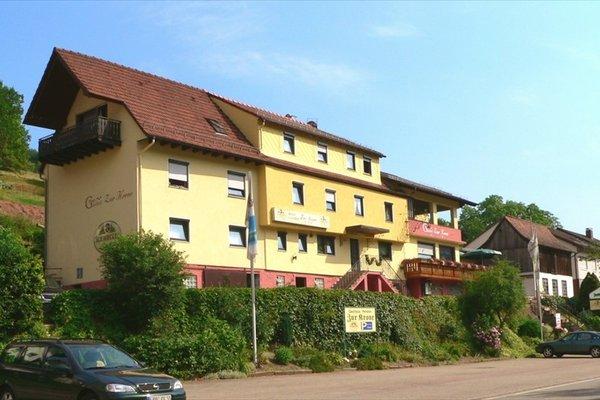 Hotel Gasthof Zur Krone Odenwald-Sterne-Hotel - 21