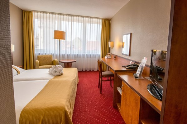 Best Western Plus Hotel Bautzen (ех. Holiday Inn Bautzen) - фото 50