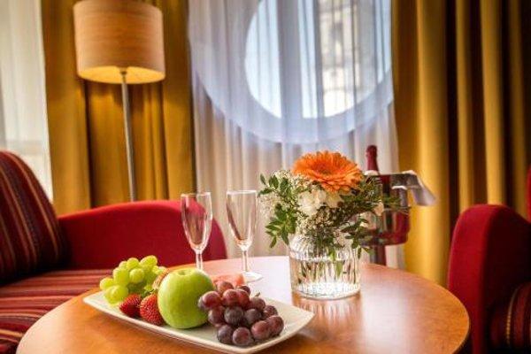 Best Western Plus Hotel Bautzen (ех. Holiday Inn Bautzen) - фото 11