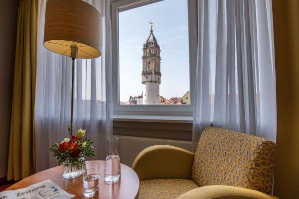 Best Western Plus Hotel Bautzen (ех. Holiday Inn Bautzen) - фото 20