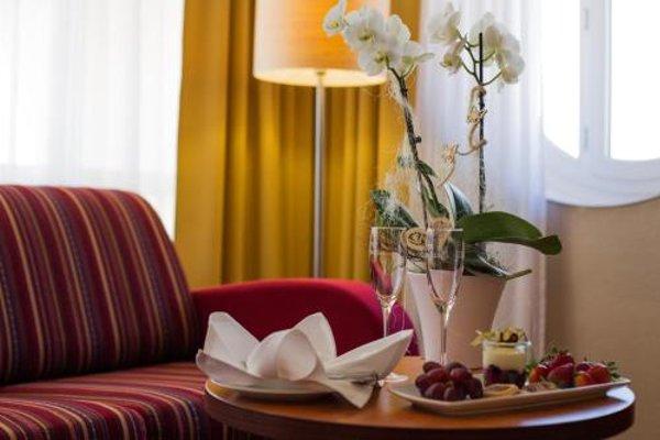 Best Western Plus Hotel Bautzen (ех. Holiday Inn Bautzen) - фото 5