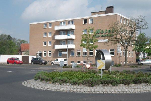 Hotel Stadt Baunatal - фото 23