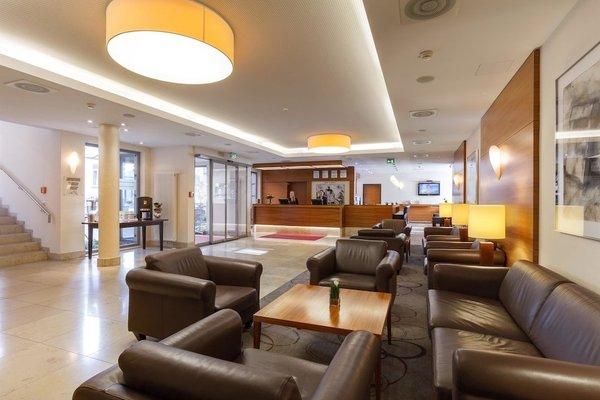 Best Western Hotel Bamberg Nichtraucherhotel - фото 5