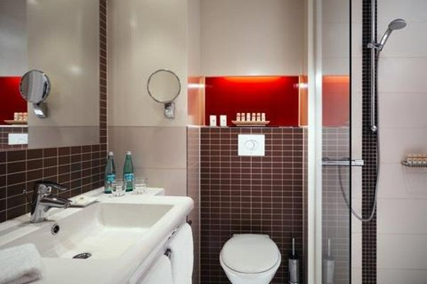 Best Western Hotel Bamberg Nichtraucherhotel - фото 7