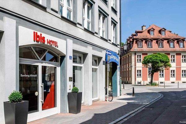 ibis Bamberg Altstadt - фото 21
