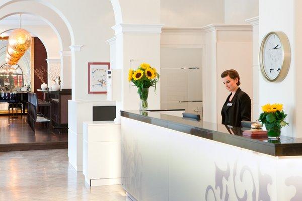 Welcome Hotel Residenzschloss Bamberg - фото 17