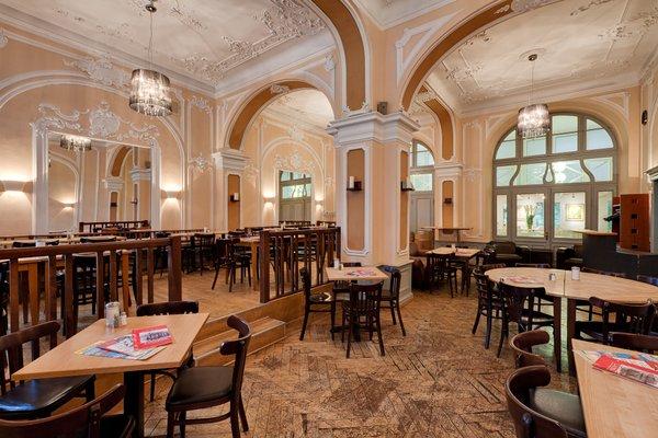Hotel Bamberger Hof Bellevue - фото 15