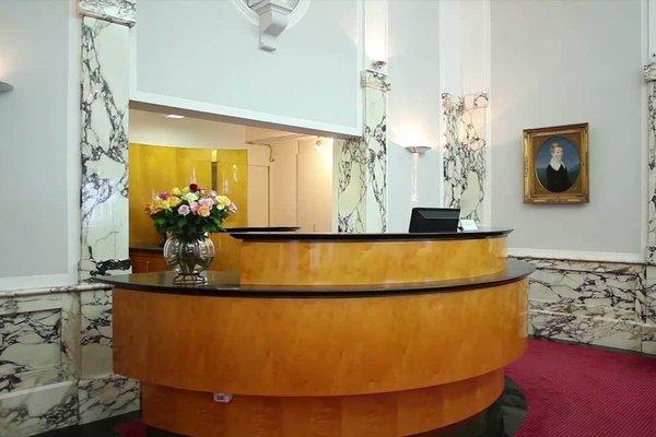 Hotel Bamberger Hof Bellevue - фото 17