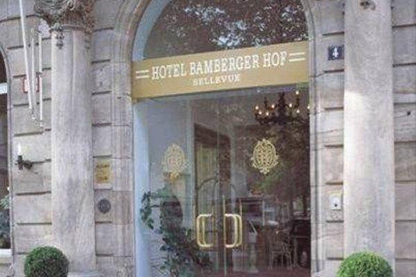 Hotel Bamberger Hof Bellevue - фото 20