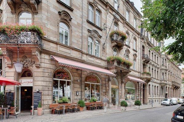Hotel Bamberger Hof Bellevue - фото 21