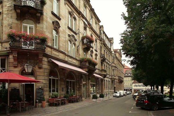 Hotel Bamberger Hof Bellevue - фото 22