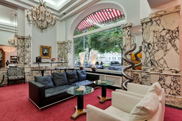 Hotel Bamberger Hof Bellevue - фото 4