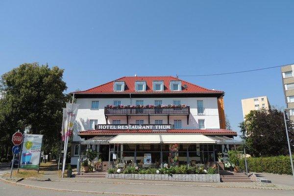 Hotel Thum - фото 20
