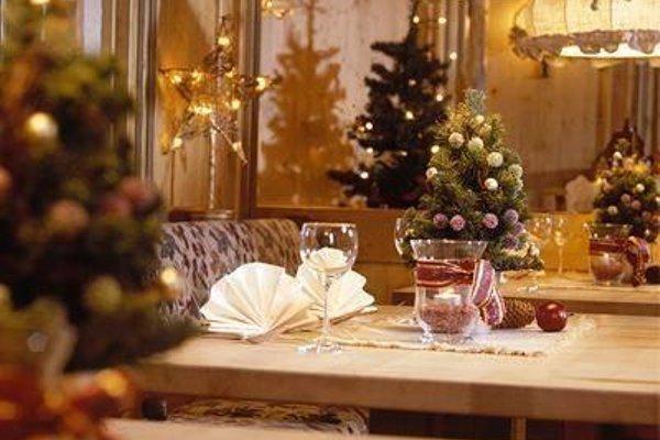 Hotel Restaurant Falken - фото 16