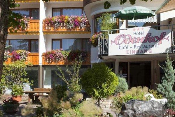 Ferienhotel Odenhof - фото 13