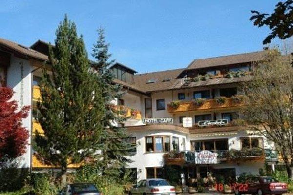 Ferienhotel Odenhof - фото 14