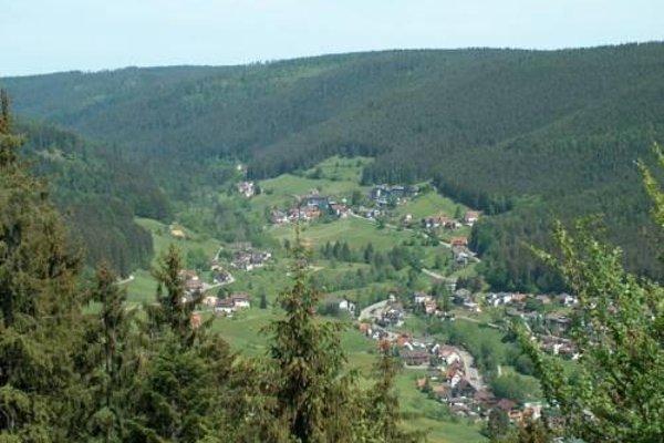 Apartmenthaus Schwarzwaldgrund - фото 23