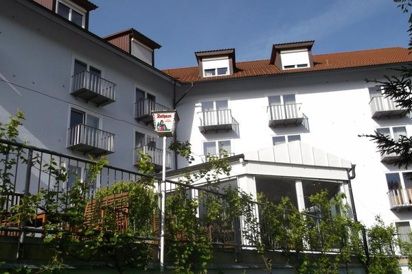 TIPTOP Hotel am Hochrhein - фото 21