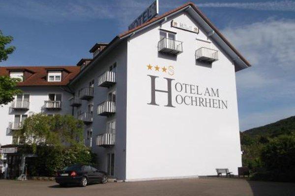 TIPTOP Hotel am Hochrhein - фото 22