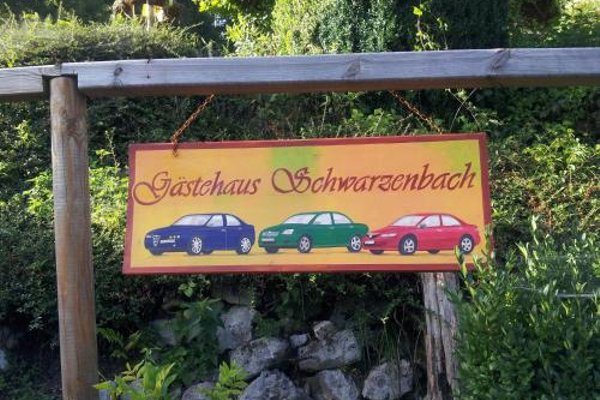 Pension Schwarzenbach - фото 19