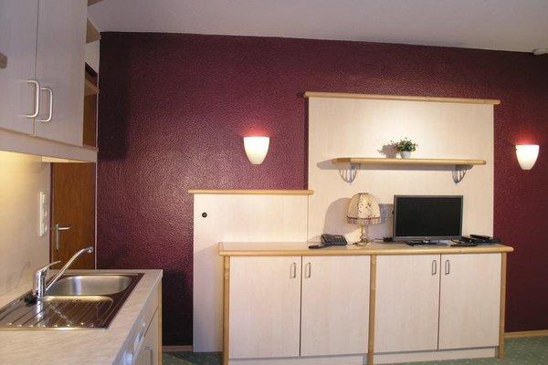 Gastehaus Scheil Apartments - фото 12