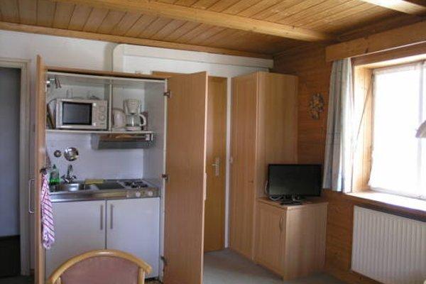 Gastehaus Scheil Apartments - фото 14
