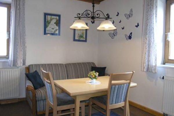 Gastehaus Scheil Apartments - фото 17