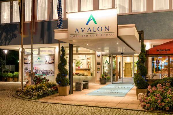 AVALON Hotel Bad Reichenhall - фото 12