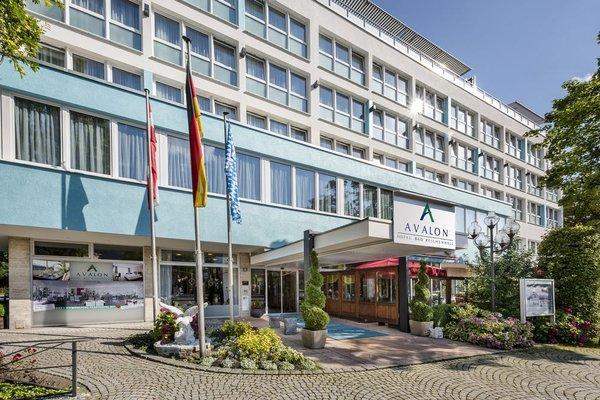 AVALON Hotel Bad Reichenhall - фото 22