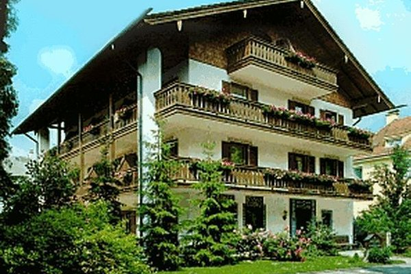 Hotel am Rupertuspark - фото 23