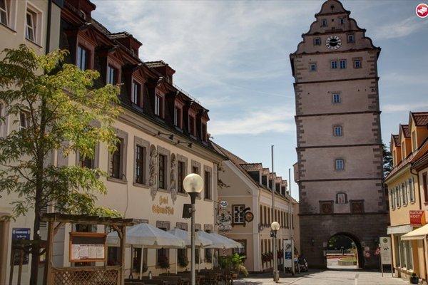 Md Hotel Schwan Post - фото 20