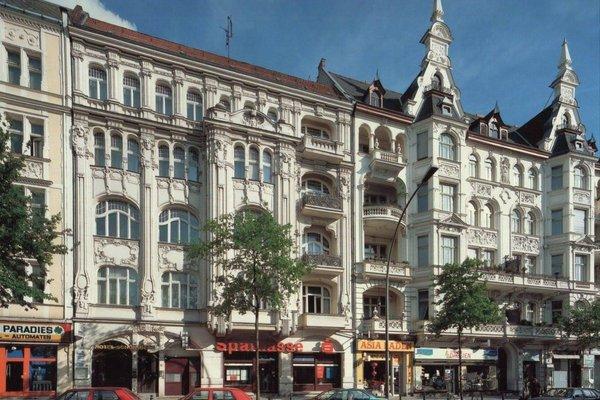 Md Hotel Schwan Post - фото 21