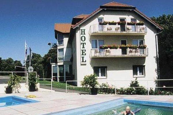 Berghotel Wilhelmsburg - фото 20