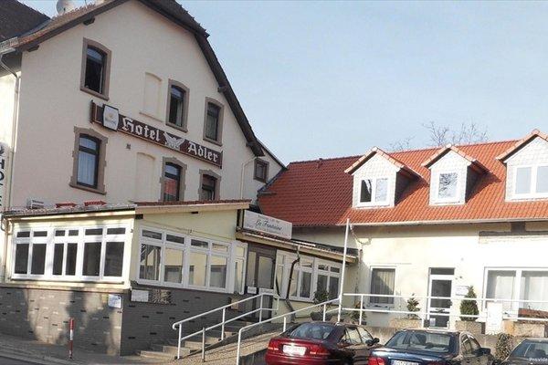 Hotel zum Adler - фото 22