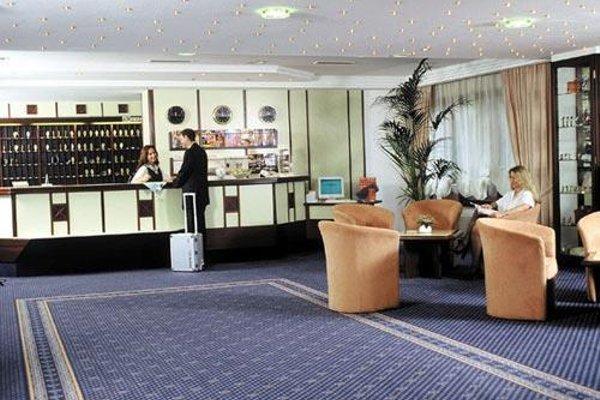 Parkhotel Bad Homburg - фото 15