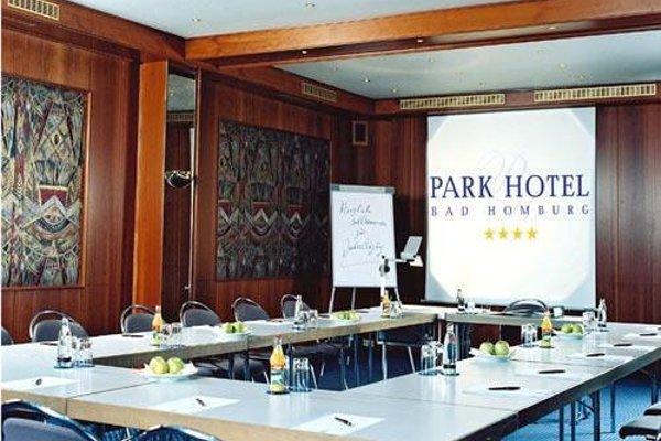 Parkhotel Bad Homburg - фото 17