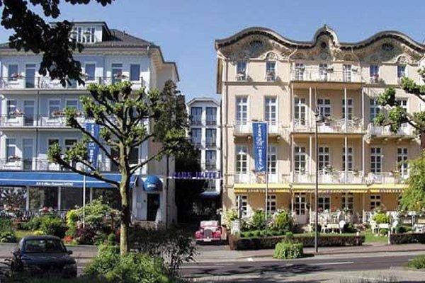 Parkhotel Bad Homburg - фото 22