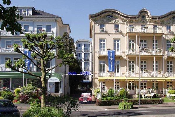 Parkhotel Bad Homburg - фото 23