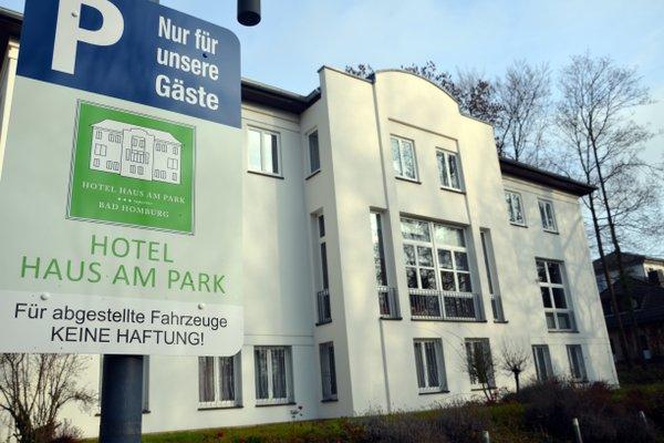 Hotel Haus am Park - фото 22