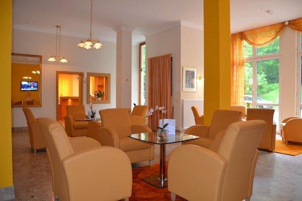 Hotel Haus am Park - фото 8