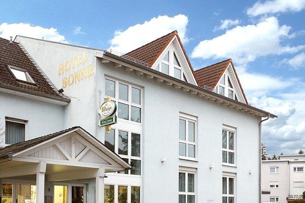 Hotel Sonne - фото 22