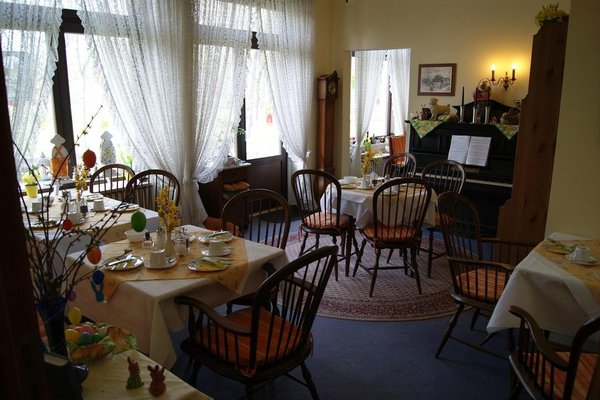 Hotel Villa Kisseleff - фото 12