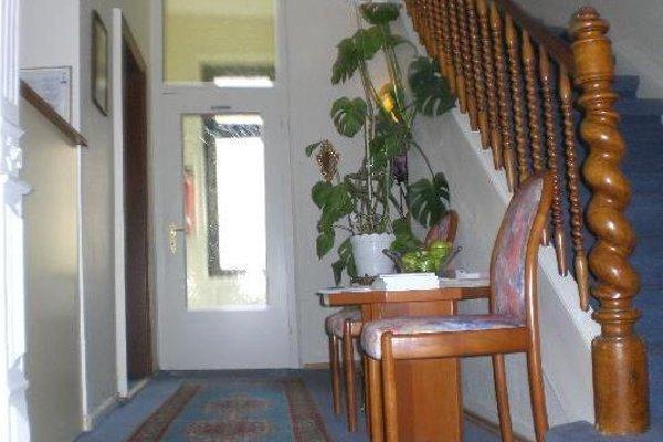 Hotel Villa Kisseleff - фото 17