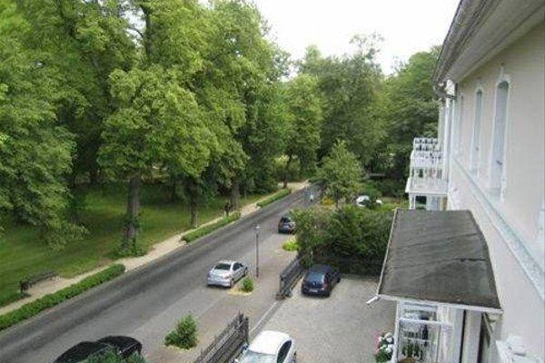 Hotel Villa Kisseleff - фото 21