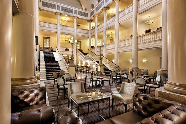 Radisson Blu Badischer Hof Hotel - фото 14