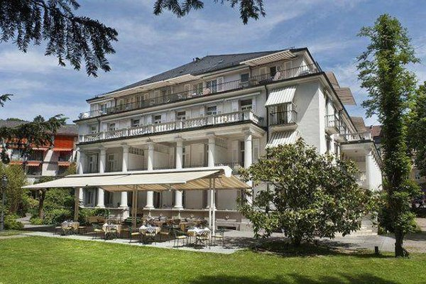 Radisson Blu Badischer Hof Hotel - фото 22