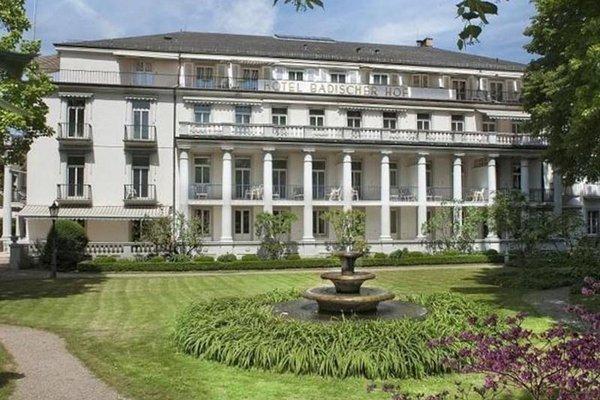 Radisson Blu Badischer Hof Hotel - фото 23