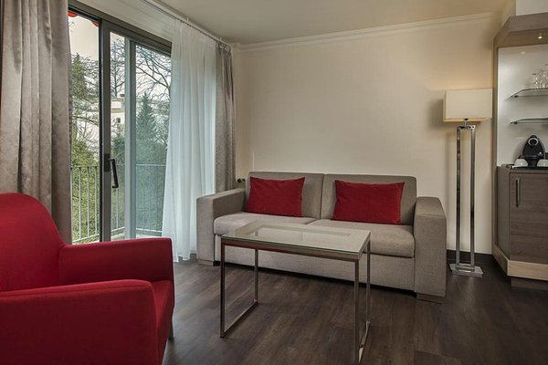 Radisson Blu Badischer Hof Hotel - фото 7