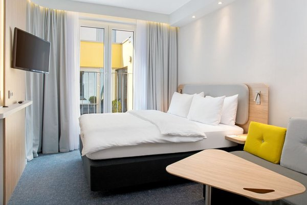 Отель Holiday Inn Express Baden-Baden - фото 50