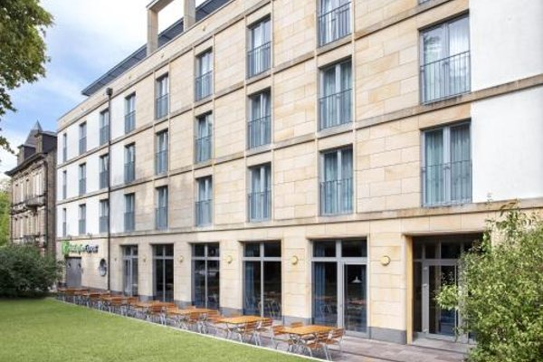 Отель Holiday Inn Express Baden-Baden - фото 22